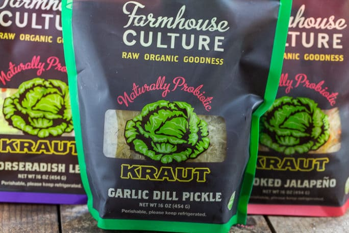 Farmhouse Culture Kraut Spicy Southern Kitchen