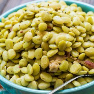 Cracker Barrel Lima Beans