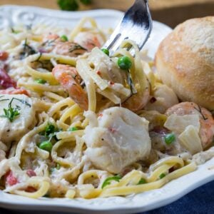 Low Country Fettuccini