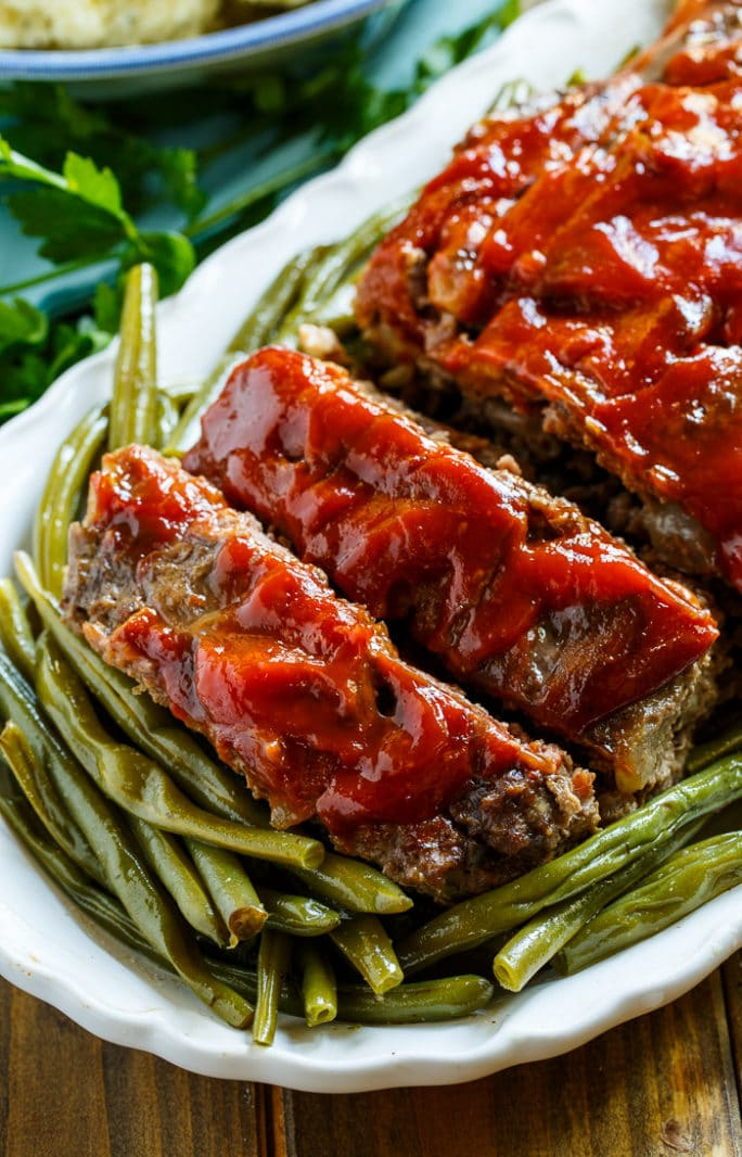 Classic Meatloaf Spicy Southern Kitchen