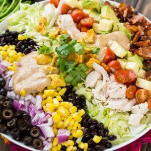 Tex-Mex Cobb Salad