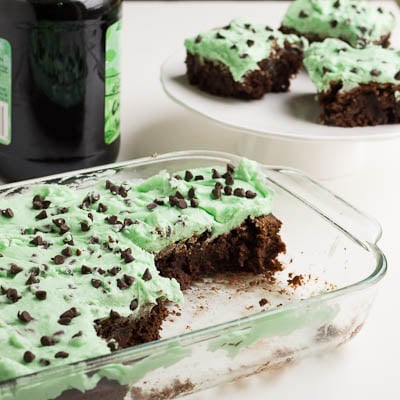 Buy Mint Chocolate Chip Ice Cream Cake