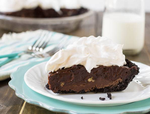 Simple Mississippi Mud Cake Recipe