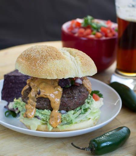 Nacho Burgers