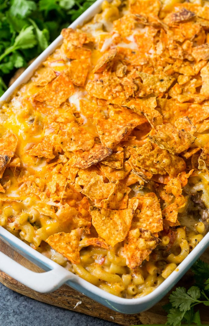 Nacho Mac and Cheese