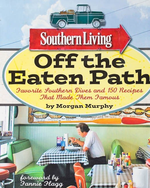 Off the Eaten Path Southern Cookbook