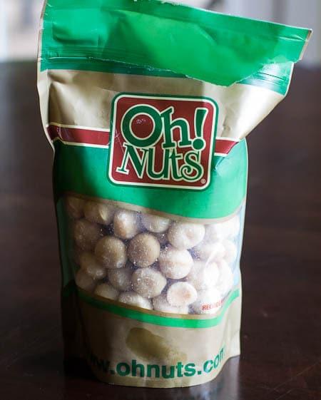 Oh! Nuts macadamia nuts