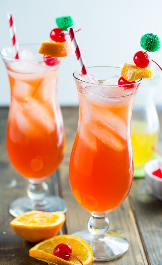 Passion Fruit Hurricane