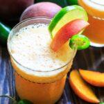 Peach Jalapeno Margarita