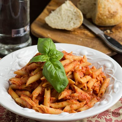 Penne Alla Vodka - Spicy Southern Kitchen