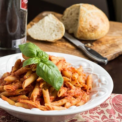 penne alla vodka rachel ray
