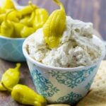 Three Cheese Pepperoncini Spread