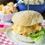 Pimiento Cheese Burger