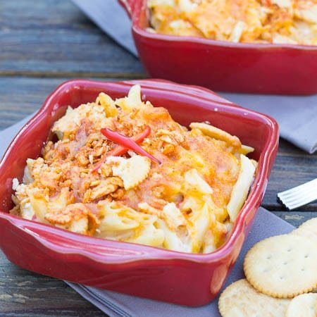 Mac and Pimiento Cheese