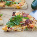 Pimiento Cheese Pizza