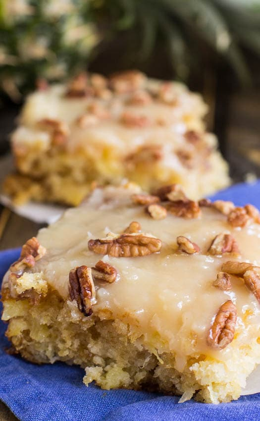Pineapple Sheet Cake Recipe Spicy Southern Kitchen