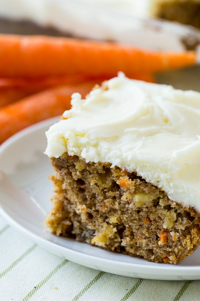 Pineapple Carrot Cake Spicy Southern Kitchen