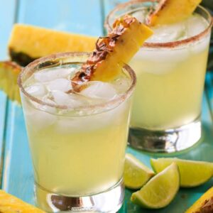 Pineapple-Cinnamon Margarita