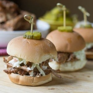 Slow Cooker Carolina-Style Pulled Pork