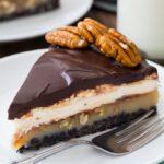 Praline Cream Cheese Pie