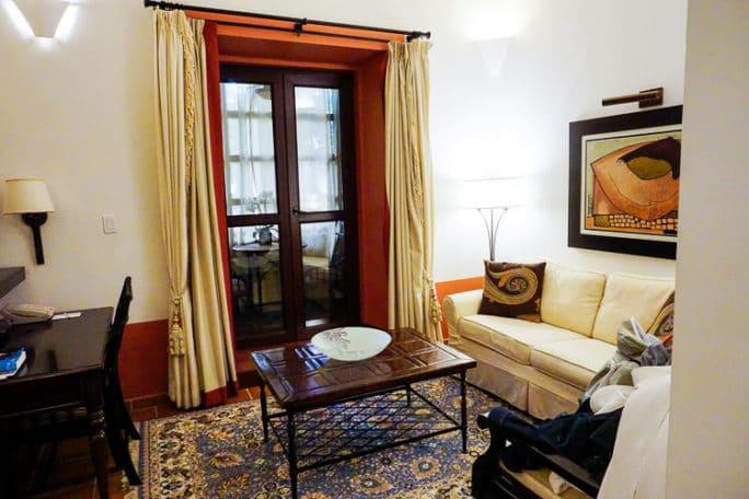 Hotel El Convento in Old San Juan, Puerto Rico