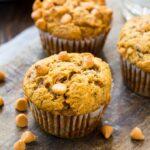 Pumpkin Butterscotch Muffins