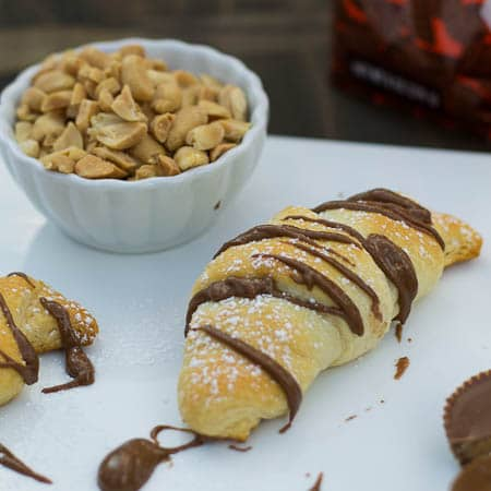Reese's Crescent Rolls