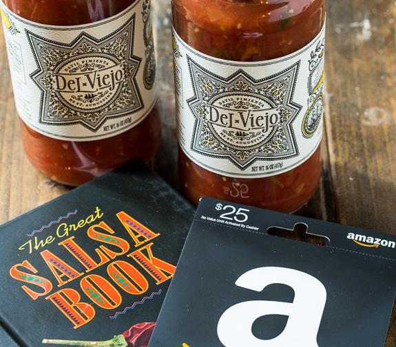 salsa giveaway