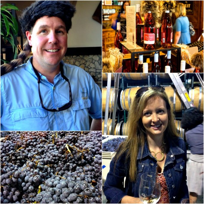 Fess Parker Winery in Santa Barbara California