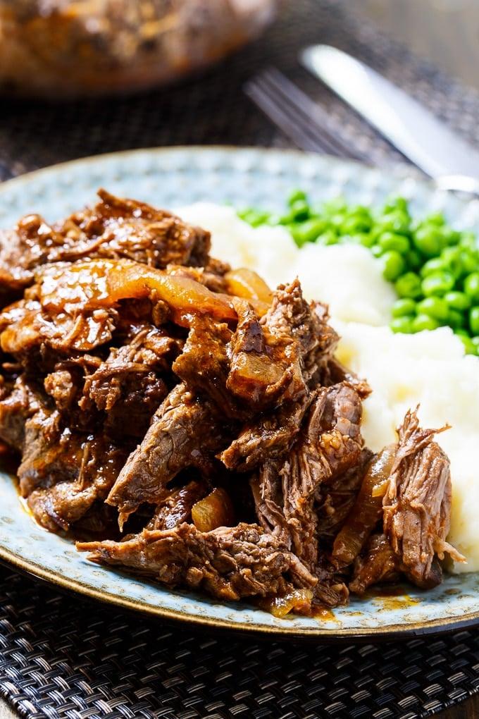 Shredded Beef Short Ribs