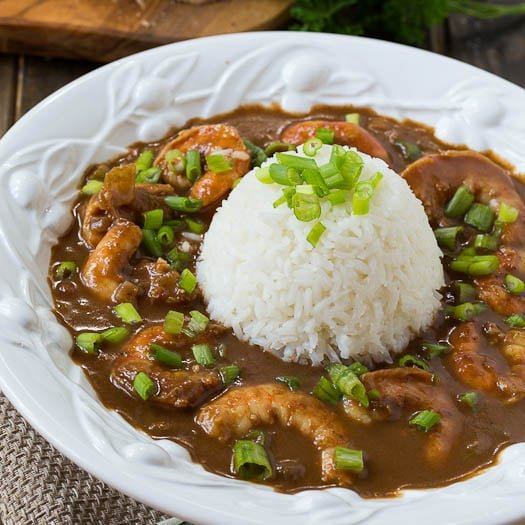 Shrimp And Chicken Etouffee Shrimp Etouffee