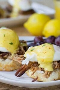 Southern Eggs Benedict
