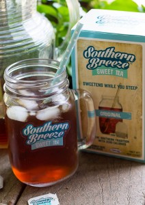#SouthernBreezeSweetTea