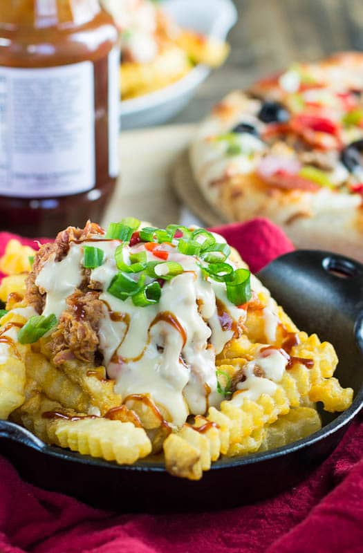 Southern Cheese Fries