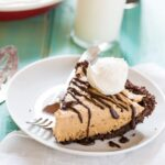 Lighter Peanut Butter Pie
