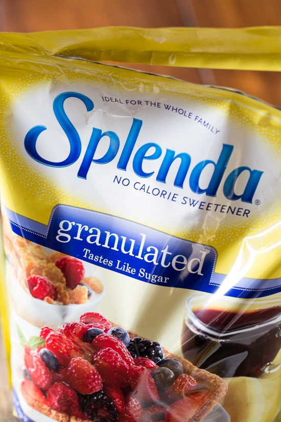 Splenda® Sweetener- perfect for adding sweetness without calories #splendasweetners #sweetswaps