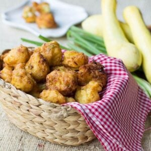 Squash Hush Puppies