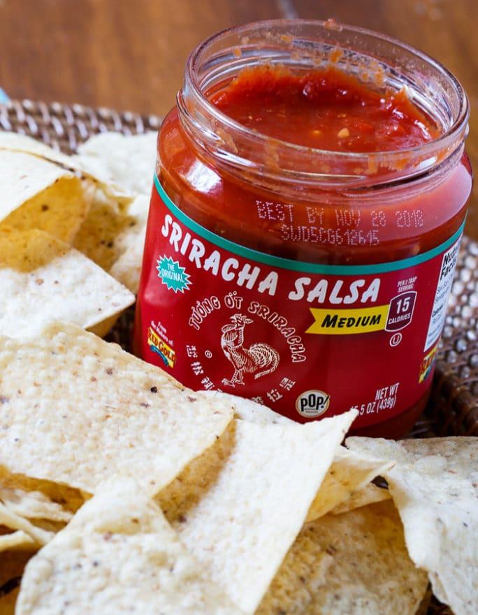 Red Gold Sriracha Salsa