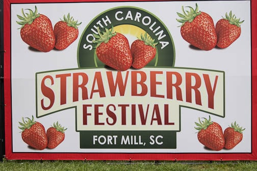 Strawberry Festival Fort Mill