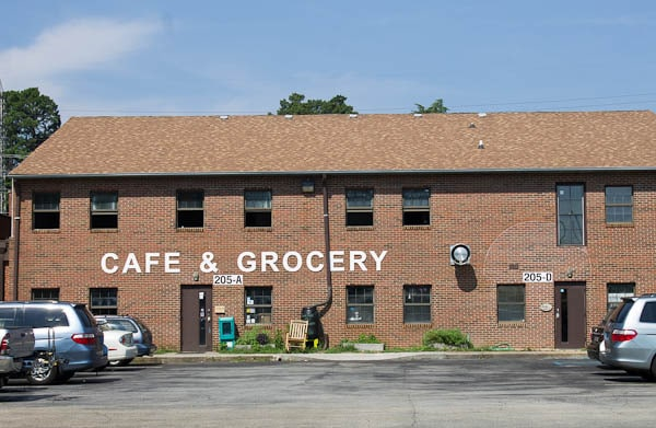 Swamp Rabbit Cafe and Grocery in Greenville