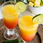 Spicy Tequila Sunrise