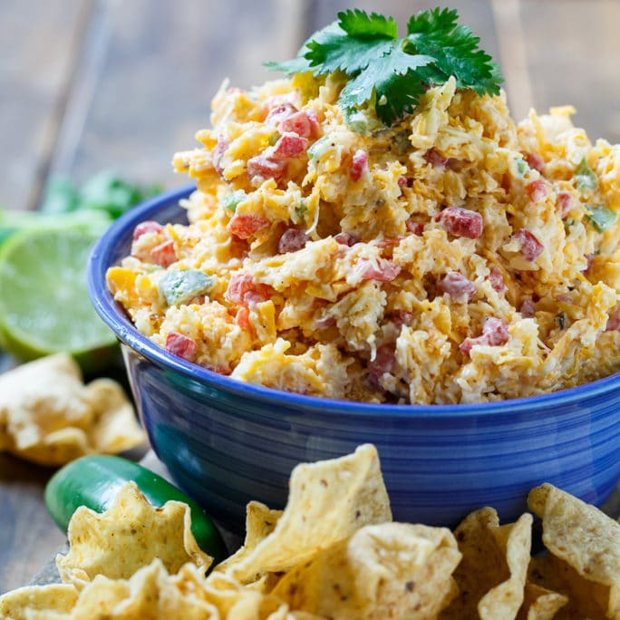 Tex Mex Pimento Cheese