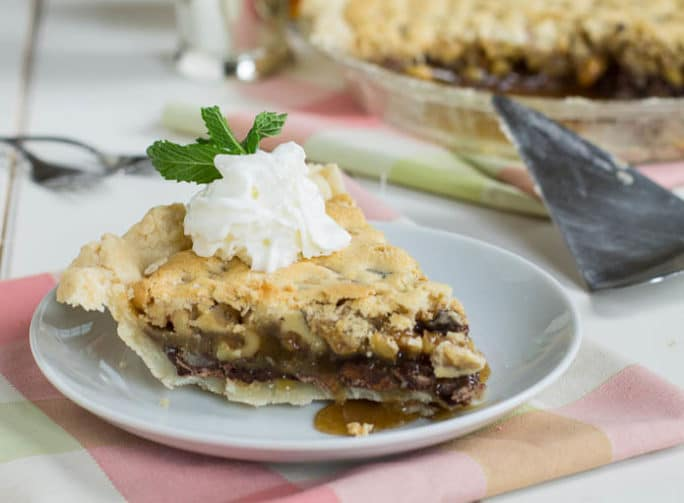 Thoroughbred Pie