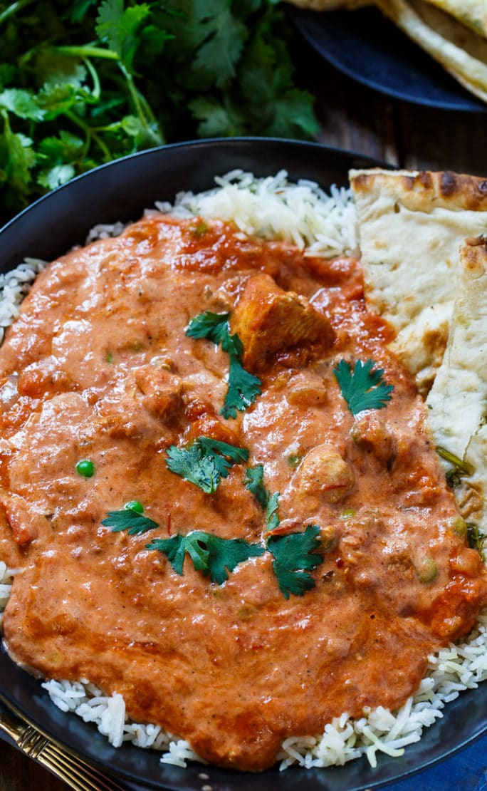 Slow cooker chicken tikka masala spicy southern kitchen slow cooker tikka masala so easy to make and so much flavor perfect for forumfinder Images