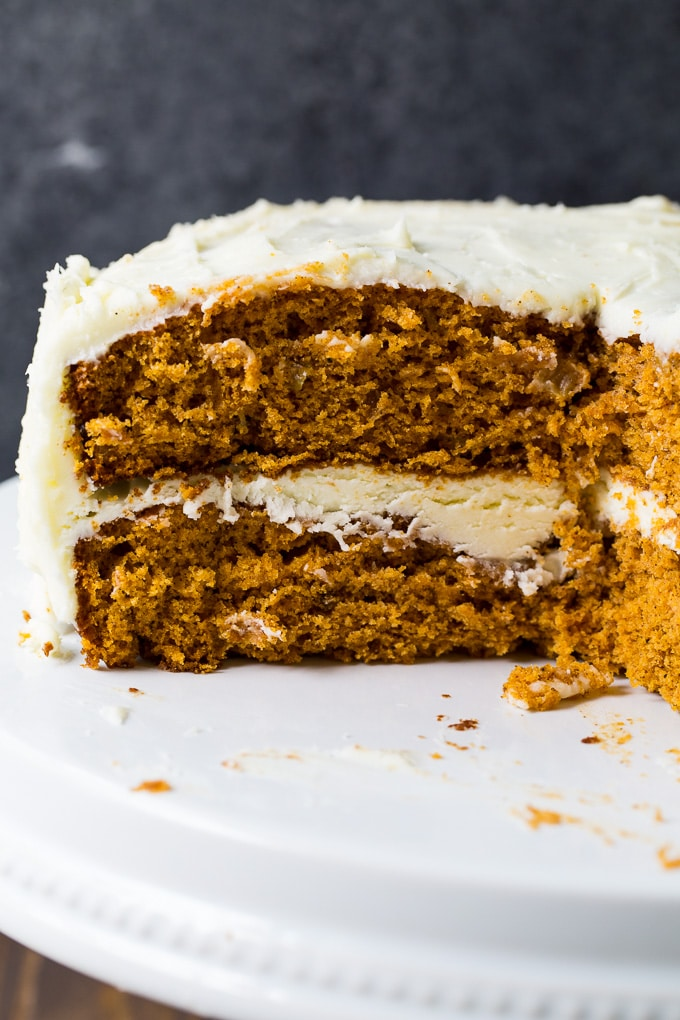 Old-Fashioned Tomato Soup Spice Cake