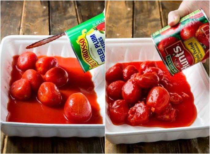 Tuttorosso Tomato Taste Test