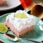 Salted Shebert Watermelon Bars