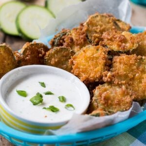 Fried Zucchini Chips