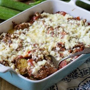 Zucchini Moussaka