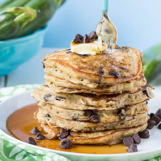 Zucchini Bread Pancakes Recipes — Dishmaps